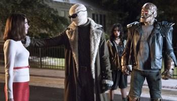 Matt Bomer habló de un posible crossover de Doom Patrol