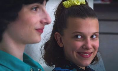Netflix festeja el aniversario de 'Stranger Things'