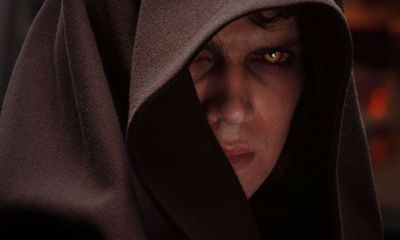 ojos de Anakin en Revenge of the Sith