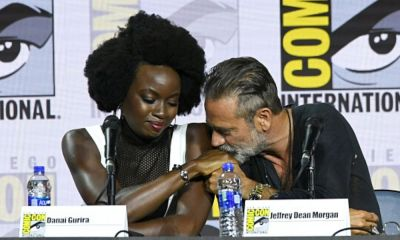 paneles de 'The Walking Dead' en 'Comic-Con at home'