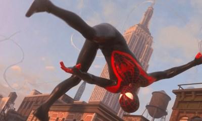 Portada oficial de 'Spider-Man Miles Morales'