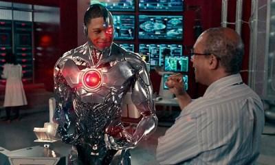 Ray Fisher apoya a Cyborg de Joivan Wade