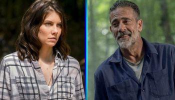 reencuentro entre Negan y Maggie en 'The Walking Dead'