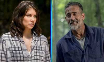 reencuentro entre Negan y Maggie en 'The Walking Dead'