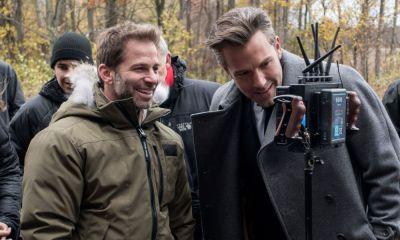 regreso de Zack Snyder y Ben Affleck al DCEU