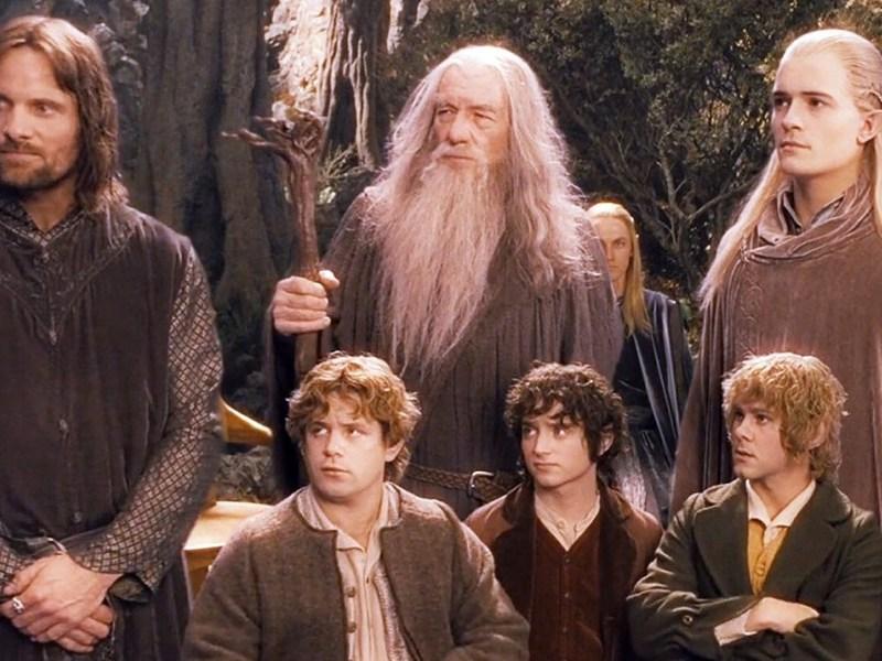 serie de Lord of the Rings será antes de las películas
