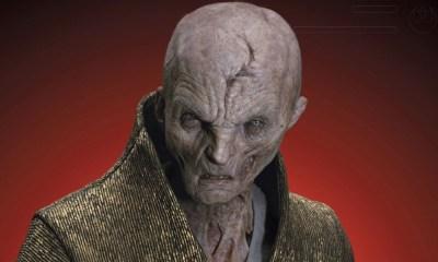 Snoke era un clon de Palpatine