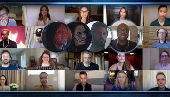 'Star Trek' en 'Comic-Con at Home' sufre un desperfecto