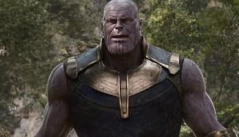 Thanos le quitaba la gema de la mente a otro personaje