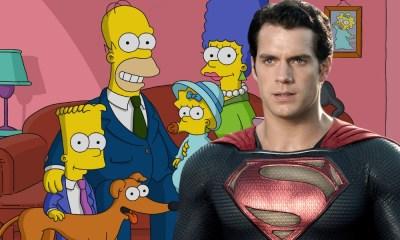'The Simpsons' estuvo en el universo de DC