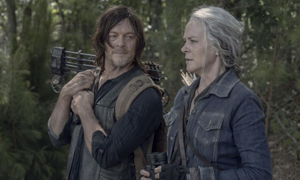 The Walking Dead repetiría un salto en el tiempo