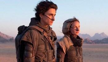 trailer de Dune aparecerá en el relanzamiento de Inception