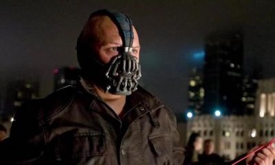 voz de Bane en 'The Dark Knight Rises'