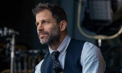 Zack Snyder felicitó a Matt Reeves y Robert Pattinson