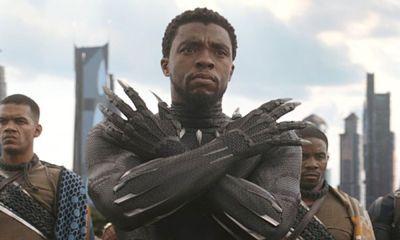 así despidieron a Chadwick Boseman