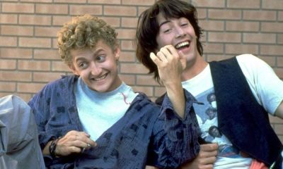 audición de Keanu Reeves y Alex Winters para 'Bill and Ted'