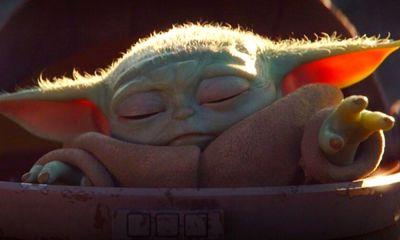 Baby Yoda entrenaría al elegido