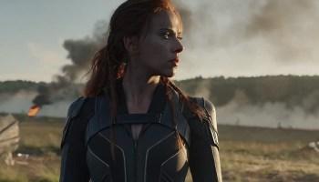'Black Widow' no se estrenará en Disney+