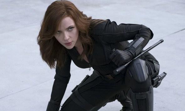 Black Widow en la escena de las heroínas del MCU