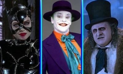 Danny DeVito habló de Michael Keaton como Batman