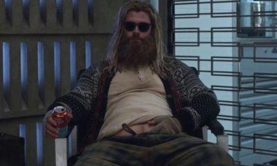 Endgame insinuó a Fat Thor desde el principio