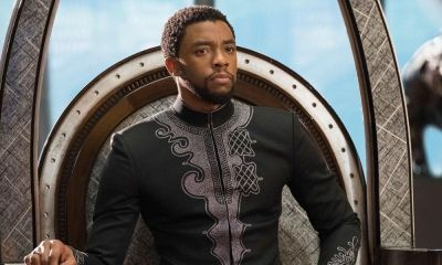 Fallece el actor de 'Black Panther' Chadwick Boseman