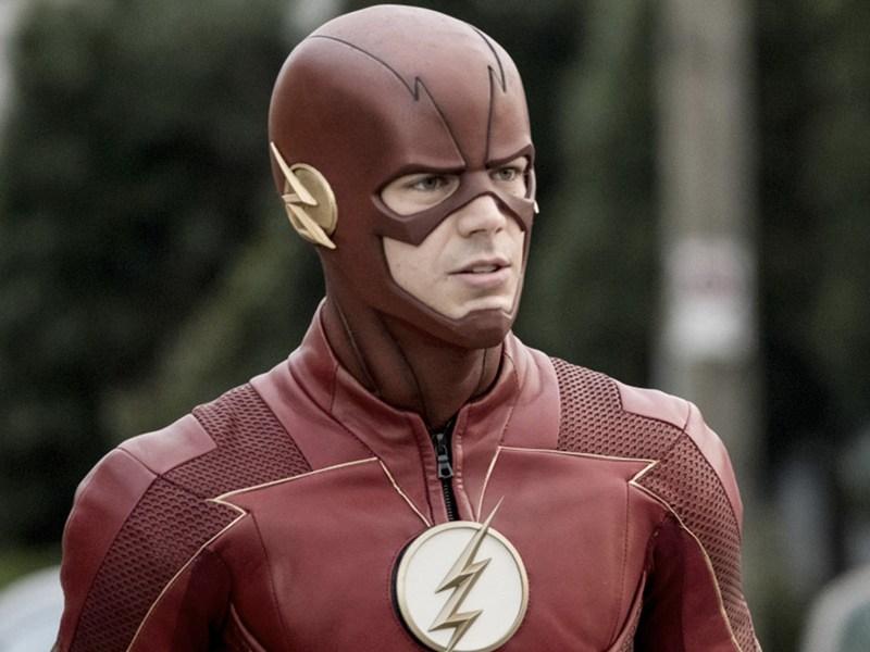 Grant Gustin podría aparecer en la película de Flash