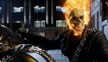 Ghost Rider podría aparecer en Blade
