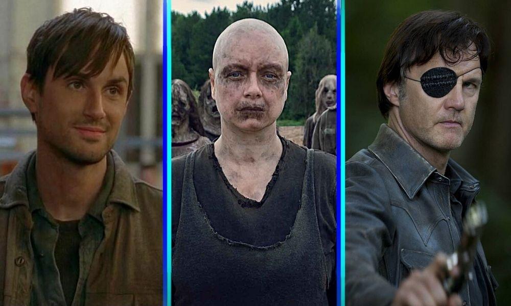 Governor de 'The Walking Dead' quiere un spin-off