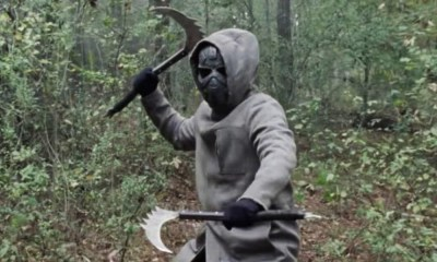 identidad del enmascarado en The Walking Dead