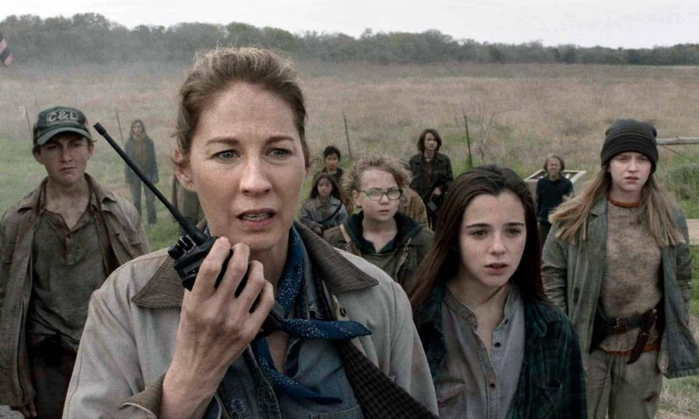 imágenes de la sexta temporada de Fear the Walking Dead