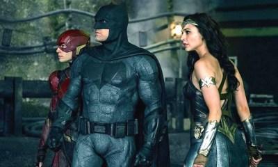 inicio de Zack Snyders Justice League es increíble