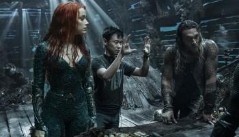 James Wan revelará la trama de Aquaman 2