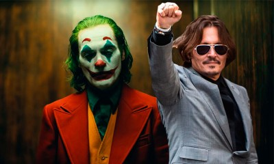 Johnny Depp como Joker en 'The Batman'