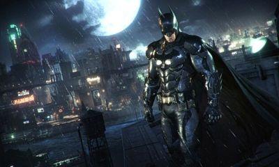 mapa de 'Batman Gotham Knights'