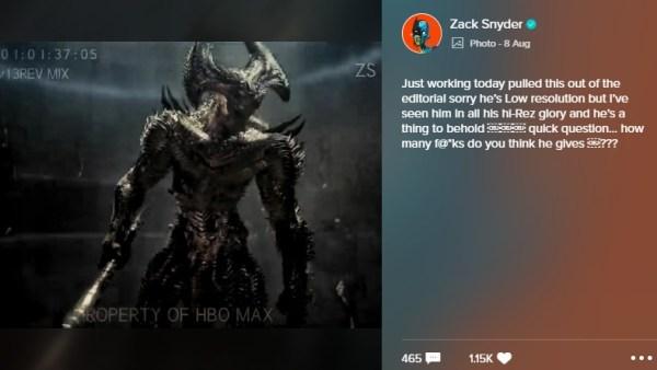 ¡Aterrador! Zack Snyder revela nuevo diseño de Steppenwolf para 'Justice League' nuevo-diseno-de-steppenwolf-para-justice-league-2-600x338