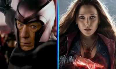 origen de Scarlet Witch en 'Wandavision'