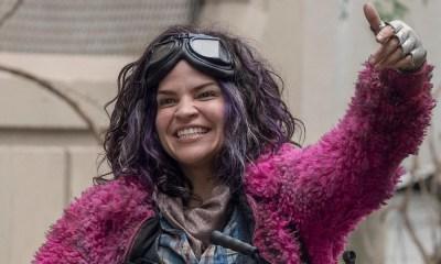 Paola Lázaro quiere compartir una escena con Negan