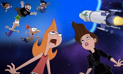 Elenco de Phineas and Ferb The Movie: Candace Against The Universe