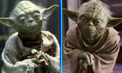 Por qué Yoda fue hecho con CGI