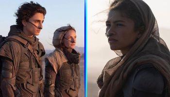 Publican nuevas imágenes de 'Dune'