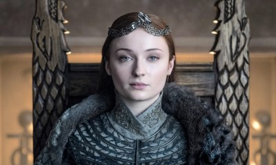 Sophie Turner se quedó con el trono de Sansa Stark