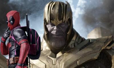 Thanos aparecería en una película de Deadpool
