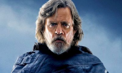 versión CGI de Luke Skywalker
