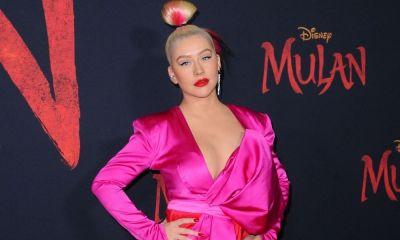 videoclip de Mulan con Christina Aguilera