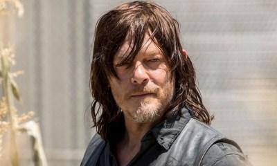 alma gemela de Daryl en 'The Walking Dead'