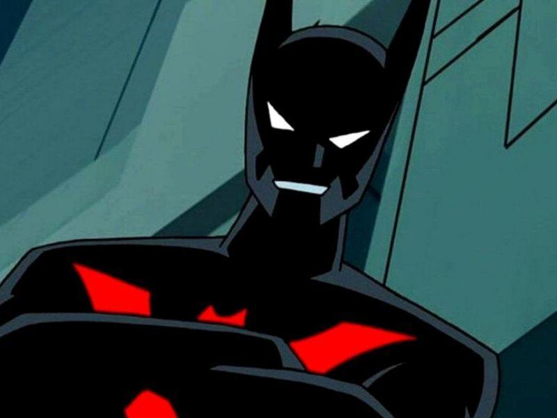 Batman Beyond con Booster Gold