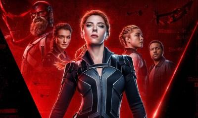 Black Widow será más seria