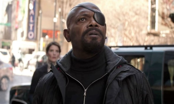 Captain Marvel aparecerá en la serie de Nick Fury