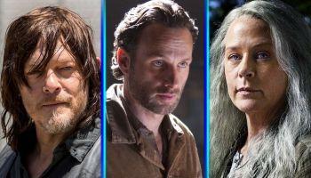 Daryl y Carol son el futuro de 'The Walking Dead'